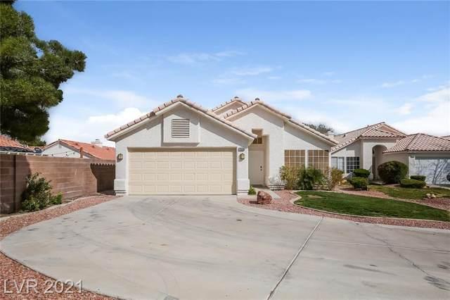 4556 Del Pappa Court, Las Vegas, NV 89130 (MLS #2277934) :: Signature Real Estate Group