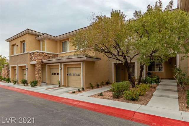717 Peachy Canyon Circle #102, Las Vegas, NV 89144 (MLS #2278020) :: Signature Real Estate Group