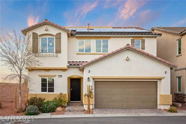 10862 Knickerbocker Avenue, Las Vegas, NV 89166 (MLS #2278045) :: Billy OKeefe | Berkshire Hathaway HomeServices