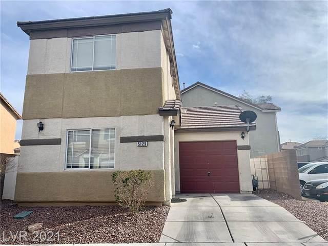 5129 Paradise Skies Avenue, Las Vegas, NV 89156 (MLS #2278060) :: Vestuto Realty Group