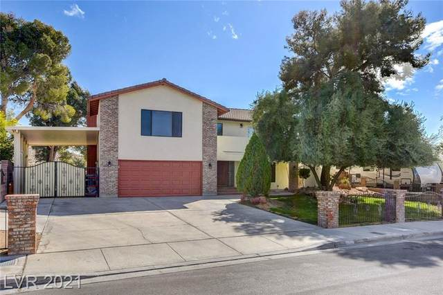 1549 Sandra Drive, Boulder City, NV 89005 (MLS #2278061) :: Signature Real Estate Group