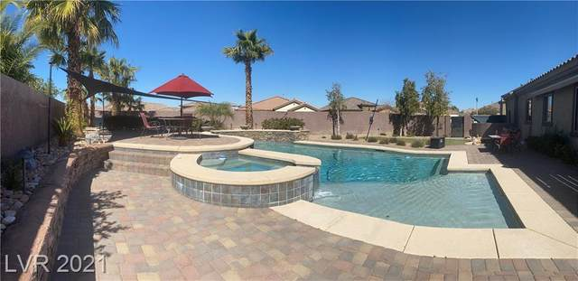 1035 Via Calderia Place, Henderson, NV 89011 (MLS #2278073) :: Vestuto Realty Group