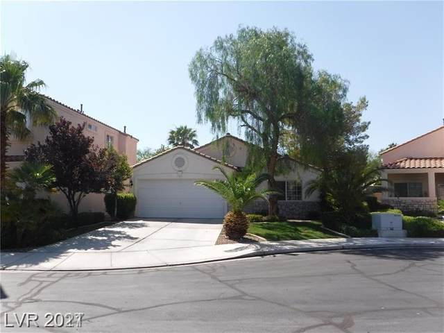 3203 Castle Canyon Avenue, Henderson, NV 89052 (MLS #2278074) :: Signature Real Estate Group