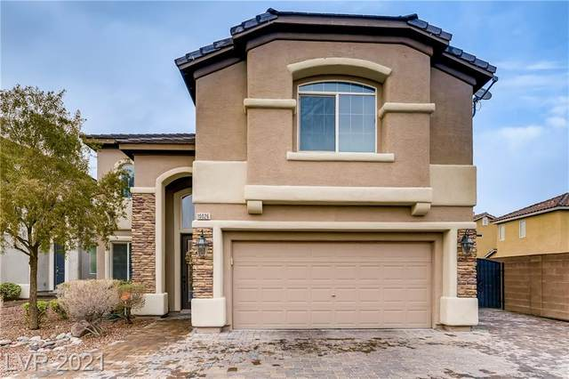 10026 Cranbrook Falls Court, Las Vegas, NV 89148 (MLS #2278099) :: Jeffrey Sabel