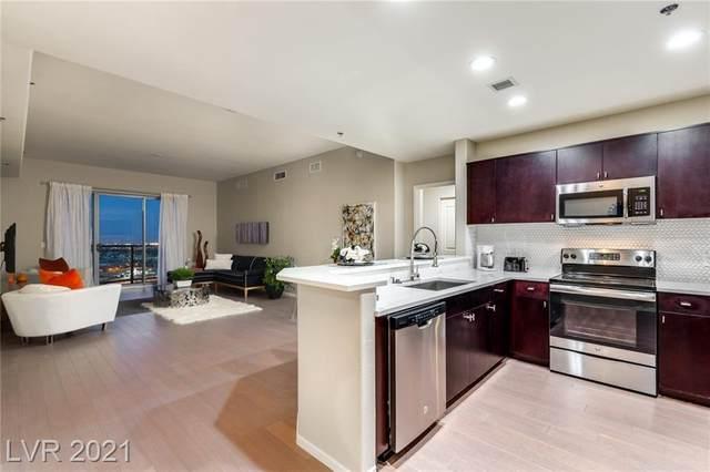 8255 Las Vegas Boulevard #1603, Las Vegas, NV 89123 (MLS #2278157) :: Signature Real Estate Group
