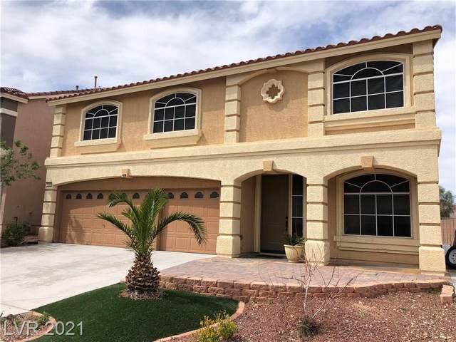 5750 Stoneheath Avenue, Las Vegas, NV 89139 (MLS #2278304) :: Signature Real Estate Group