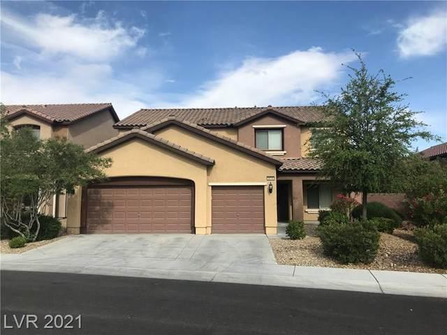5514 Moonlight Garden Street, Las Vegas, NV 89130 (MLS #2278308) :: Custom Fit Real Estate Group
