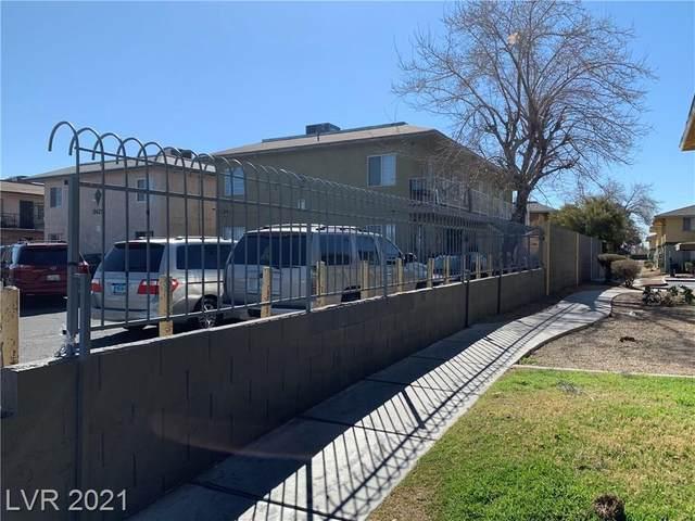 3427 E Cheyenne Avenue, North Las Vegas, NV 89030 (MLS #2278439) :: Kypreos Team