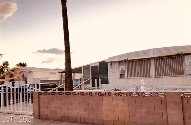 3345 Encina Drive, Las Vegas, NV 89121 (MLS #2278472) :: The Perna Group