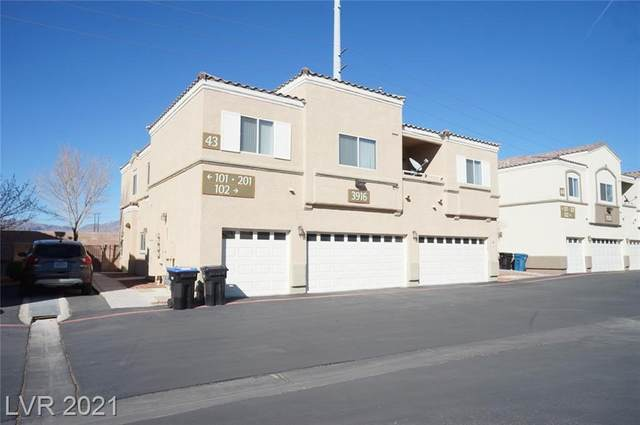 3916 Smokey Fog Avenue #2, North Las Vegas, NV 89081 (MLS #2278496) :: The Mark Wiley Group | Keller Williams Realty SW
