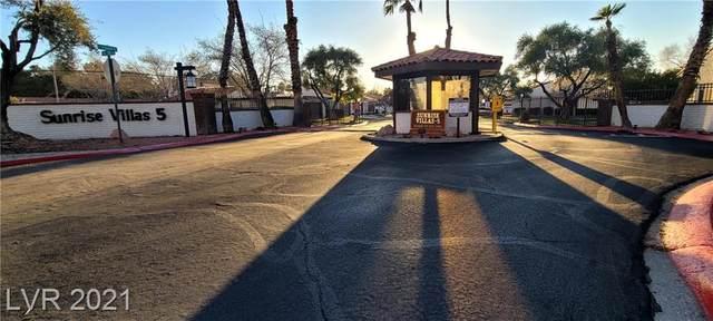 3139 Sonata Drive, Las Vegas, NV 89121 (MLS #2278502) :: Team Michele Dugan