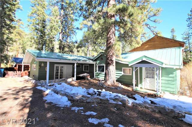 4570 Aspen Avenue, Mount Charleston, NV 89124 (MLS #2278507) :: Signature Real Estate Group
