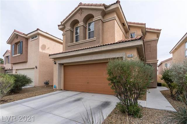 4515 Sunset Crater Court, North Las Vegas, NV 89031 (MLS #2278523) :: Kypreos Team