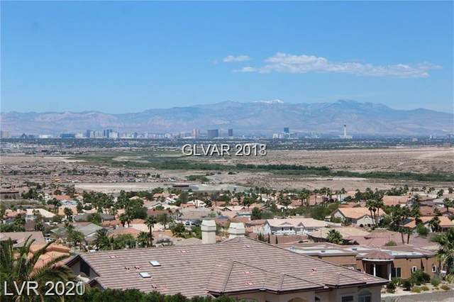 1008 Feather Point Court, Henderson, NV 89011 (MLS #2278546) :: Signature Real Estate Group