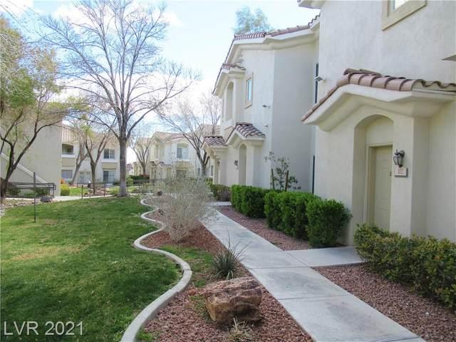 10020 Benjamin Nicholas Place #102, Las Vegas, NV 89144 (MLS #2278555) :: Vestuto Realty Group