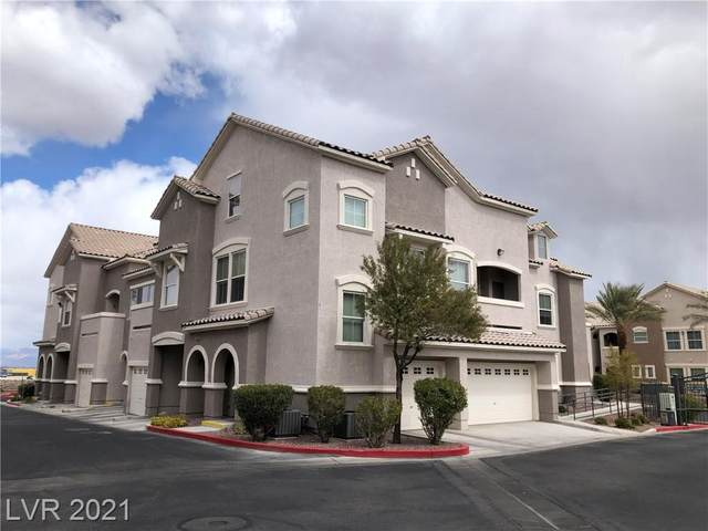 8777 Maule Avenue #1002, Las Vegas, NV 89148 (MLS #2278588) :: Vestuto Realty Group