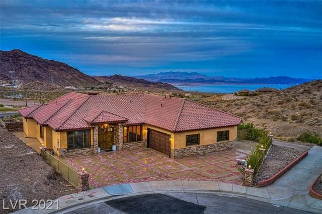 399 Cats Eye Drive, Boulder City, NV 89005 (MLS #2278610) :: Signature Real Estate Group