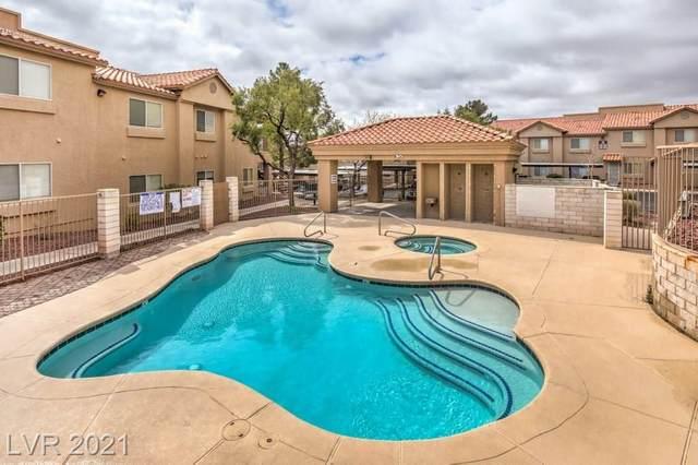 2110 Los Feliz Street #1075, Las Vegas, NV 89156 (MLS #2278627) :: Kypreos Team