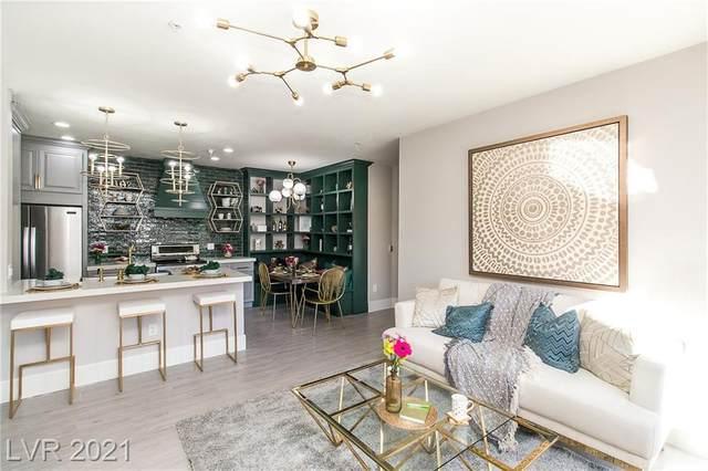 2900 Sunridge Heights Parkway #1214, Henderson, NV 89052 (MLS #2278679) :: Custom Fit Real Estate Group