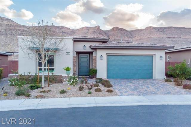 6843 Mojave Sage Court, Las Vegas, NV 89148 (MLS #2278767) :: Vestuto Realty Group