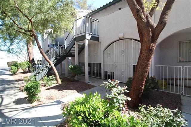 2480 Old Forge Lane #67, Las Vegas, NV 89121 (MLS #2278770) :: Kypreos Team
