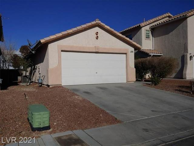 5404 Walcott Drive, Las Vegas, NV 89118 (MLS #2278777) :: Signature Real Estate Group