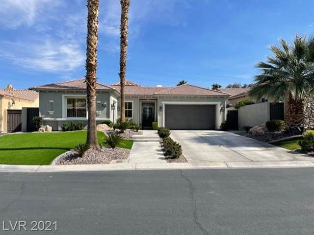 2506 Peaceful Prairie Court, Las Vegas, NV 89135 (MLS #2278799) :: Signature Real Estate Group