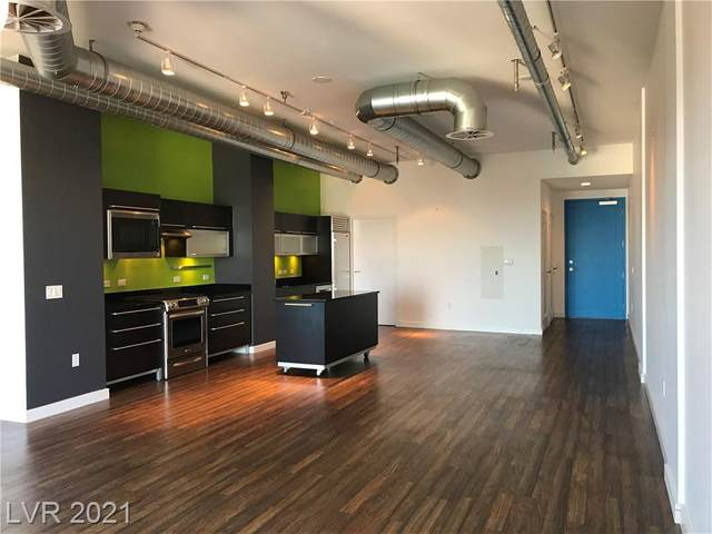 200 Hoover Avenue #1707, Las Vegas, NV 89101 (MLS #2278813) :: Billy OKeefe | Berkshire Hathaway HomeServices