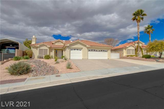 766 Fairway Drive, Boulder City, NV 89005 (MLS #2278821) :: Signature Real Estate Group
