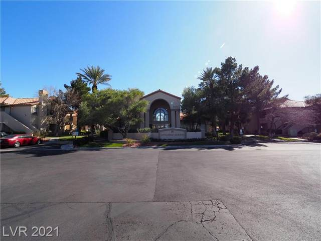 5415 Harmon Avenue #1096, Las Vegas, NV 89103 (MLS #2278880) :: Signature Real Estate Group