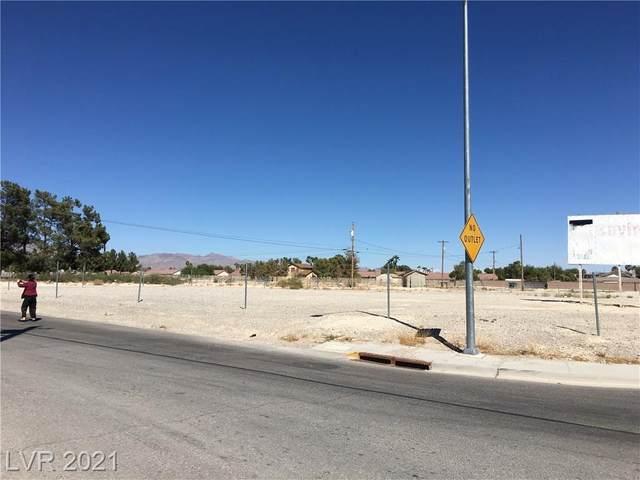 5622 Rowland Avenue, Las Vegas, NV 89130 (MLS #2278895) :: Signature Real Estate Group