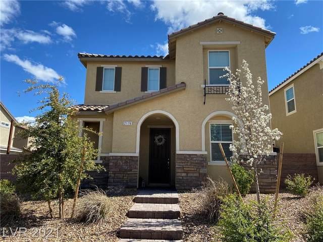 2176 Via Zoran, Henderson, NV 89044 (MLS #2278920) :: Signature Real Estate Group