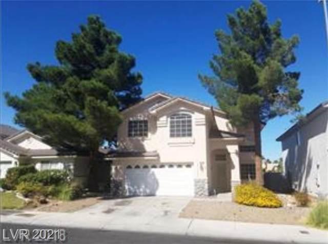 8208 Moradi Avenue, Las Vegas, NV 89131 (MLS #2278942) :: The Perna Group
