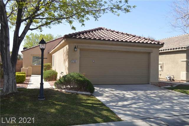 5705 Mahogany Run Place, Las Vegas, NV 89122 (MLS #2278955) :: Signature Real Estate Group
