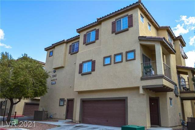 5940 Palmilla Street #6, North Las Vegas, NV 89031 (MLS #2278956) :: Custom Fit Real Estate Group
