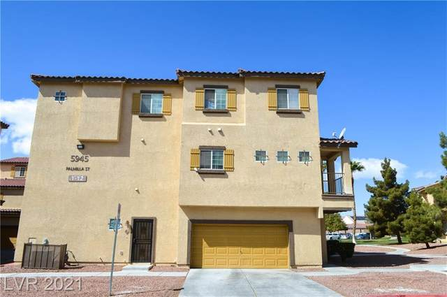 5945 Palmilla Street #9, North Las Vegas, NV 89031 (MLS #2278958) :: Signature Real Estate Group