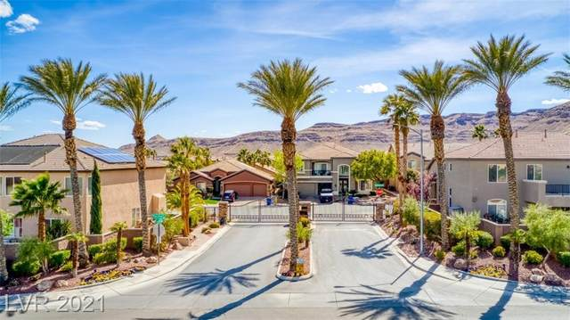 10159 Willowbrook Pond Road, Las Vegas, NV 89148 (MLS #2278990) :: The Perna Group