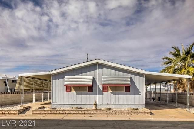 5474 Petaca Road, Las Vegas, NV 89122 (MLS #2279002) :: Vestuto Realty Group