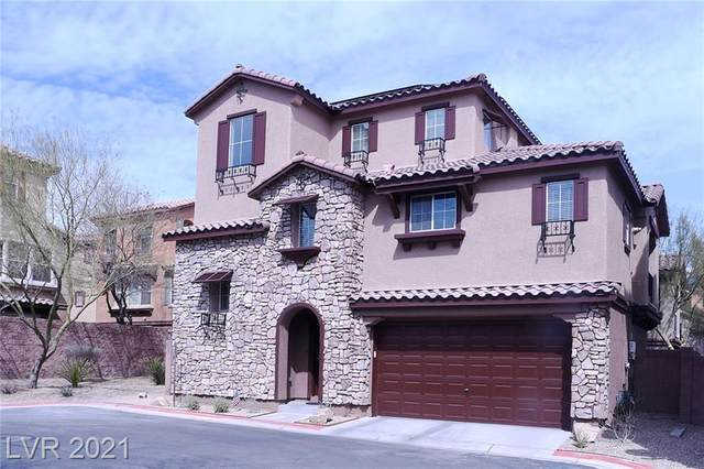 10433 Badger Ravine Street, Las Vegas, NV 89178 (MLS #2279026) :: Kypreos Team