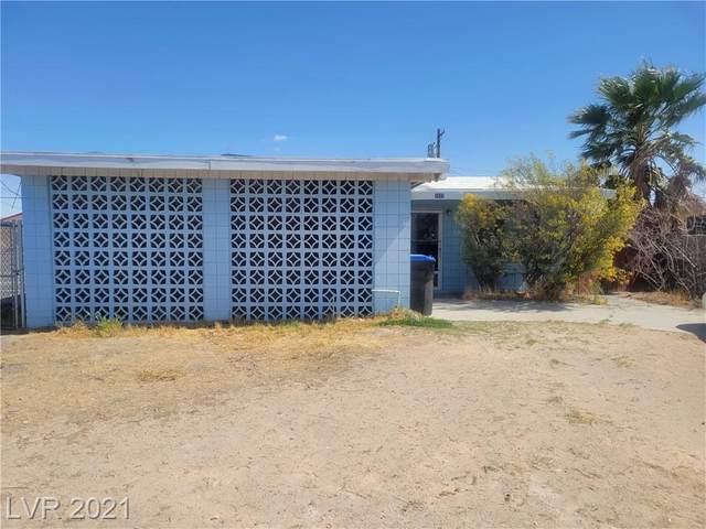 2422 Mccarran Street, North Las Vegas, NV 89030 (MLS #2279051) :: Custom Fit Real Estate Group