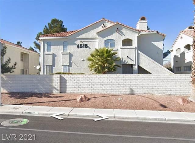4516 Lake Mead Boulevard #102, Las Vegas, NV 89108 (MLS #2279064) :: Signature Real Estate Group