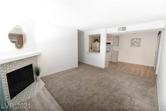 5220 Mission Carmel Lane #201, Las Vegas, NV 89107 (MLS #2279092) :: Vestuto Realty Group