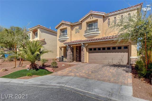 6414 Camero Avenue, Las Vegas, NV 89139 (MLS #2279161) :: The Chris Binney Group   eXp Realty