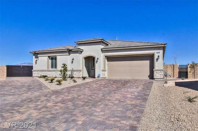 6480 Fairy Duster Street, Las Vegas, NV 89149 (MLS #2279226) :: Jeffrey Sabel
