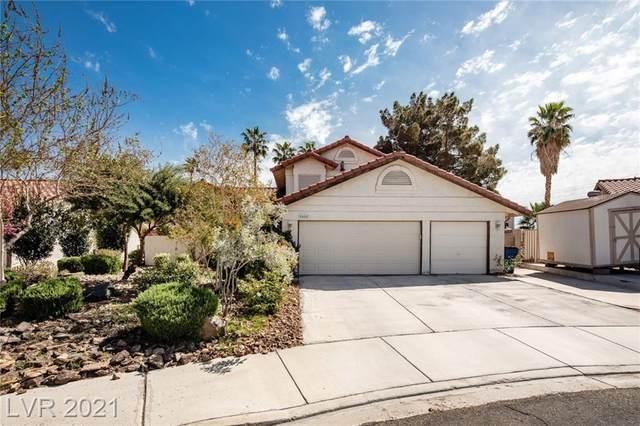 5484 Abbington Street, Las Vegas, NV 89120 (MLS #2279229) :: Signature Real Estate Group