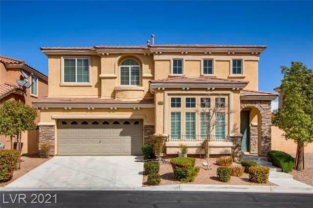 604 Tecate Valley Street, Las Vegas, NV 89138 (MLS #2279236) :: Signature Real Estate Group
