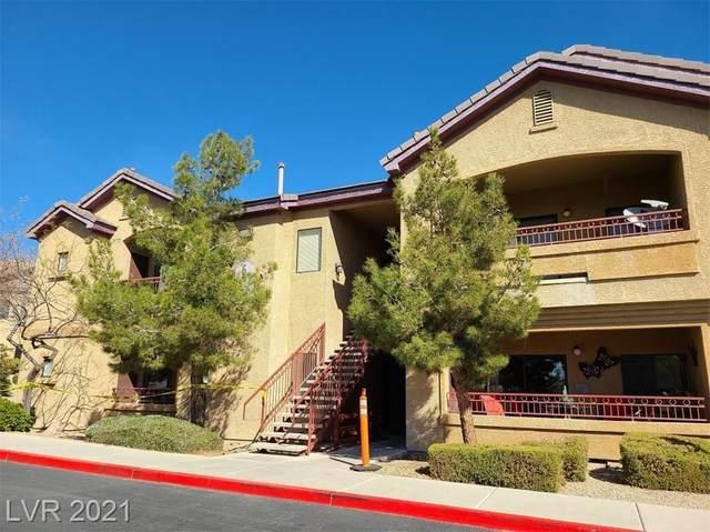 8250 N Grand Canyon Drive #1047, Las Vegas, NV 89166 (MLS #2279274) :: Vestuto Realty Group