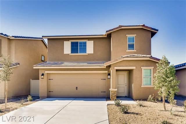 509 Abrazar Avenue, North Las Vegas, NV 89031 (MLS #2279294) :: Billy OKeefe   Berkshire Hathaway HomeServices
