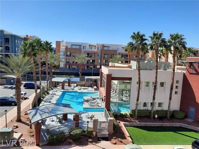 83 Agate Avenue #401, Las Vegas, NV 89123 (MLS #2279301) :: Signature Real Estate Group