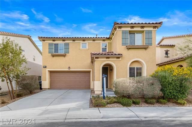 1405 Evans Canyon Street, Las Vegas, NV 89031 (MLS #2279326) :: Vestuto Realty Group